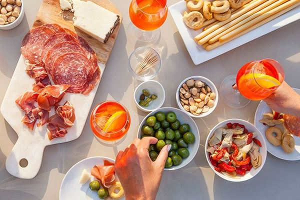 Picture of The Italian Aperitivo