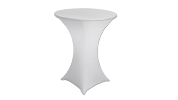 Picture of Bistro Table + White linen