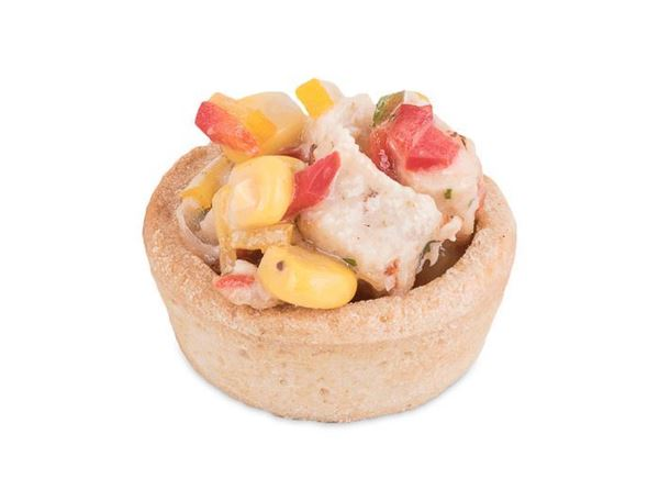 Picture of Chicken Salad Tartlet