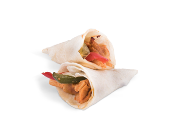 Picture of Mini BBQ Chicken Wraps
