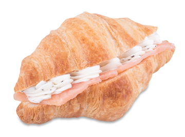 Picture of Smoked Salmon Croissant
