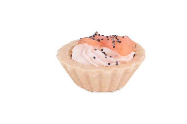 Picture of Smoked Salmon Tartlet