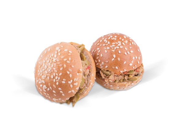 Picture of Tuna Bread Roll