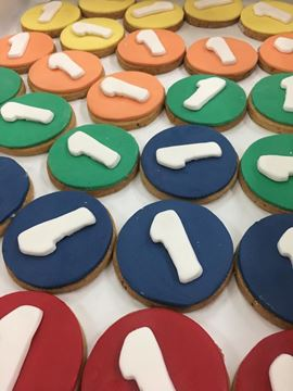 Picture of Customized Biscuits