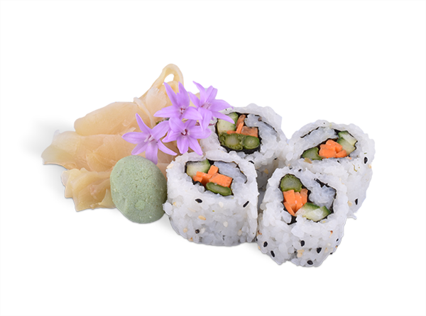 Picture of Vegetable Sushi