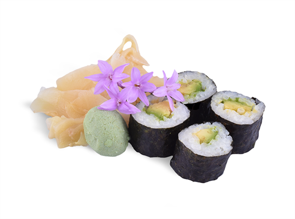 Picture of Avocado Sushi