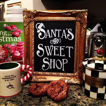 Picture of Santa's Sweet Shop