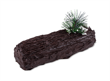 Picture of Christmas Log