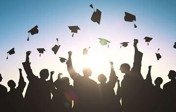 Picture of Graduation Party Menu