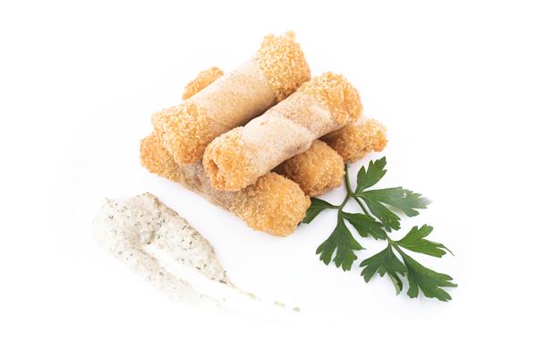Picture of Turkish Chicken Roll