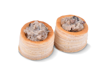 Picture of Chicken & Mushroom Duxelle Vol - au - Vent
