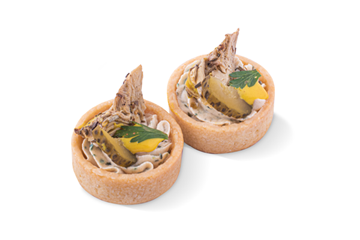Picture of Tuna Artichoke Tart