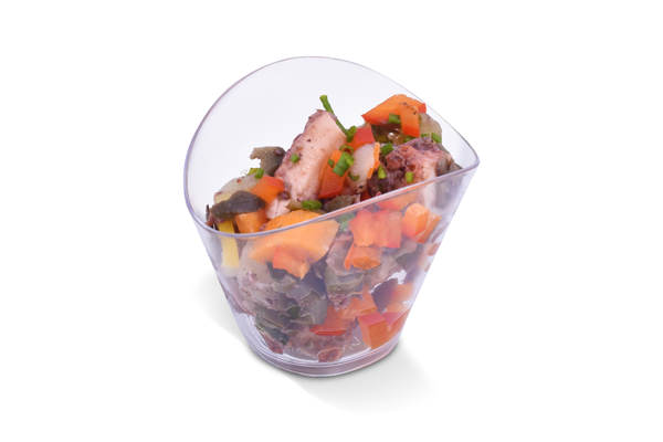 Picture of Octopus Salad (In cups)