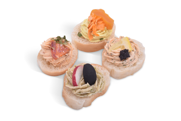 Picture of Assorted Canapes