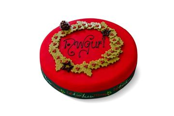Picture of Christmas Fruit Cake