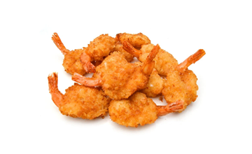 Picture of Panko Coated Butterfly Prawn