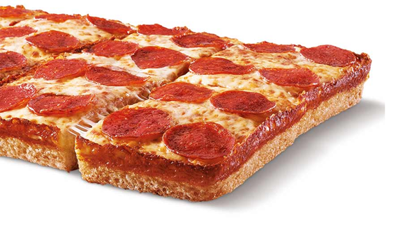 Picture of Pizza Pepperoni - 48 Party Size Portions