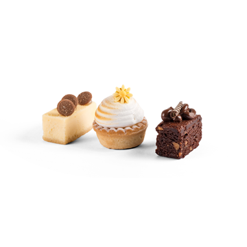 Picture of Assorted Fancy Cakes