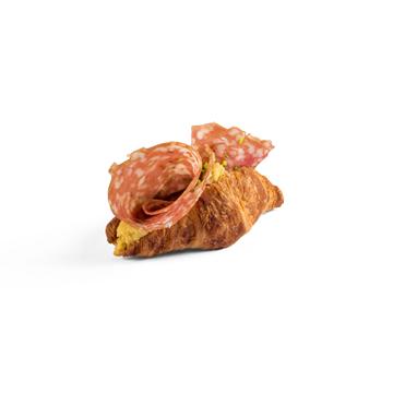 Picture of Salami & Hummus Croissant
