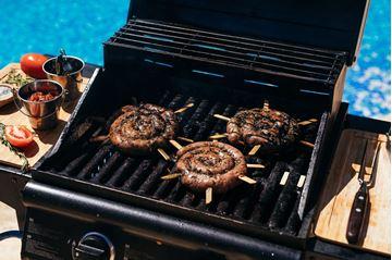 Picture of Summer Breeze BBQ Menu