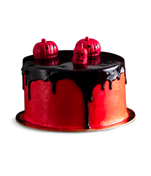 Picture of Halloween Cake